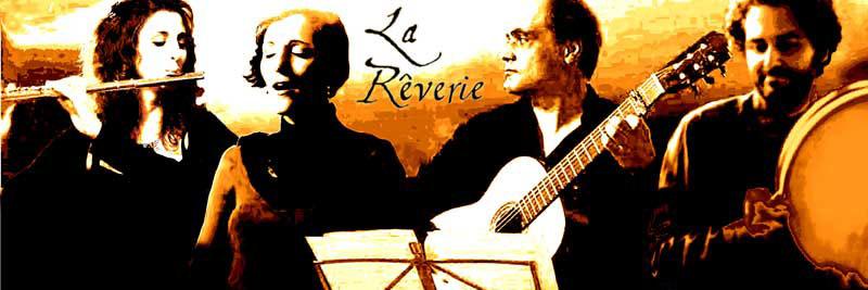 La Reverie · CANTICA · Cántica Cuarteto