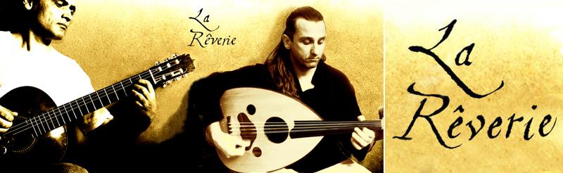 La Rêverie: Juan Manuel Rubio, santur y Esteban Canyar, guitarra