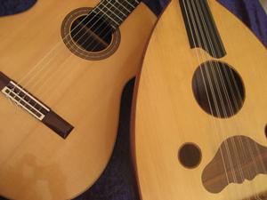 guitarra & oud · La Reverie