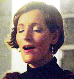 Yolanda Campos, canto · CANTICA · La Rêverie