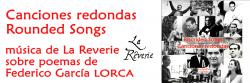 La Reverie : album ROUNDED SONGS · CANCIONES REDONDAS