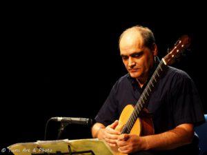 Manuel Esteban en el Concierto de Las Musas