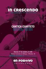 Cantica en la Alianza Francesa de Málaga